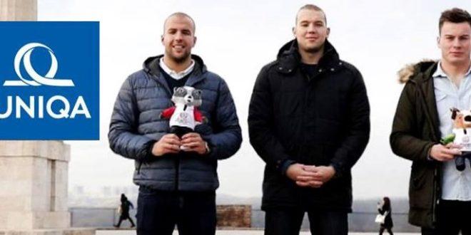 sponzor, UNIQA sponzor Zimskih olimpijskih igara za osobe sa specijalnim potrebama, Gradski Magazin