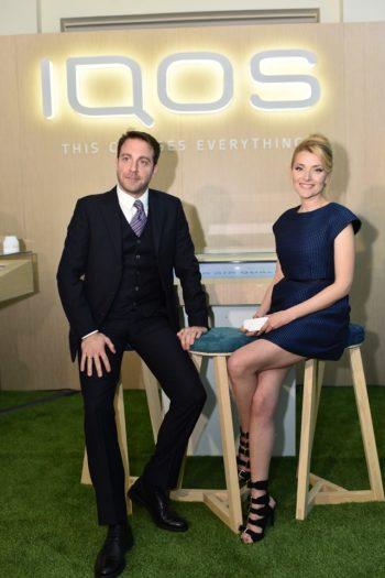 IQOS, Philip Morris lansirao IQOS u Srbiji, Gradski Magazin