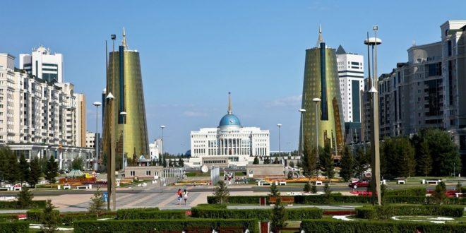 Novo srce Evroazije – Astana, Gradski Magazin