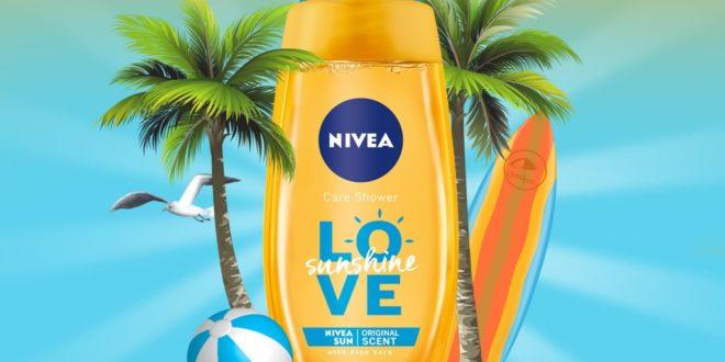 GEL, NOVI: NIVEA Sunshine Love gel za tuširanje, Gradski Magazin