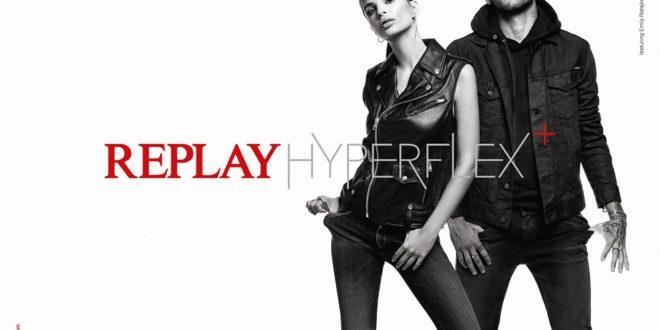 replay hyperflex, Počinje Replay Hyperflex+ kampanja! Neymar Jr. i Emily Ratajkowski kao glavne zvezde nove Replay Hyperflex+ kampanje!, Gradski Magazin