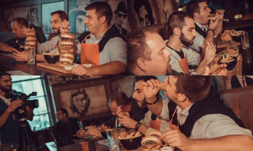 FOOD CHALLENGE, FOOD CHALLENGE U ROB ROY BARU!, Gradski Magazin