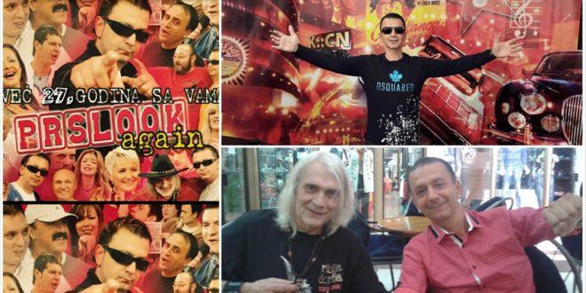 "prslook again, ""Prslook again"" slavi novi početak!, Gradski Magazin"