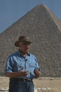 Oduvek su vas privlačile tajne piramida, život faraona starog Egipta i fatalna Kleopatra? Onda znate i njega…, Gradski Magazin
