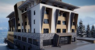 Novi, luksuzni hotel u centru Kopaonika, Gradski Magazin