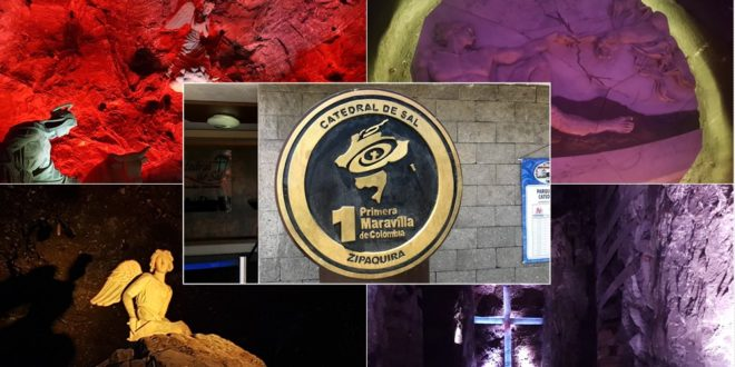 biser Kolumbije na dnu rudnika sol, Predstavljamo arhitektonski biser Kolumbije na dnu rudnika soli: Catedral de Sal, Gradski Magazin