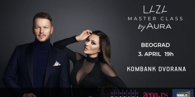 Čarobnjak šminkanja otkriva najveće tajne u Kombank dvorani!, Gradski Magazin
