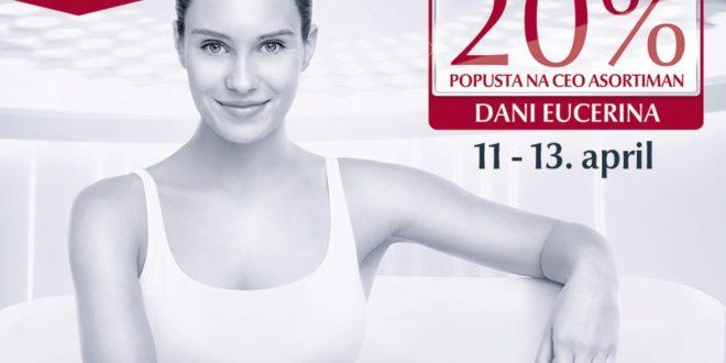 Dani Eucerina, DANI EUCERINA SU VAŠI DANI!, Gradski Magazin