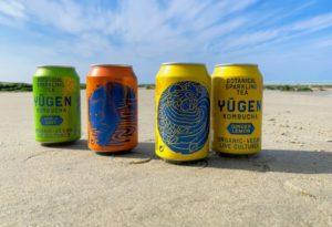 Ball podržava Yugen u lansiranju prve kombuhe u limenci u Evropi, Gradski Magazin