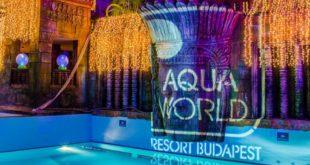 POPUSTI KOJI SE NE PROPUŠTAJU: Nedelja AQUAWORLD RESORT BUDAPEST hotela