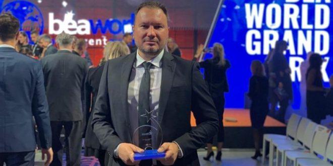 , MAC ceremonija nagrađena međunarodnim BEA priznanjem za muzički događaj godine, Gradski Magazin