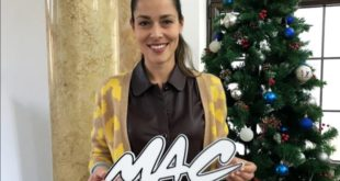 Ana Ivanovic MAC