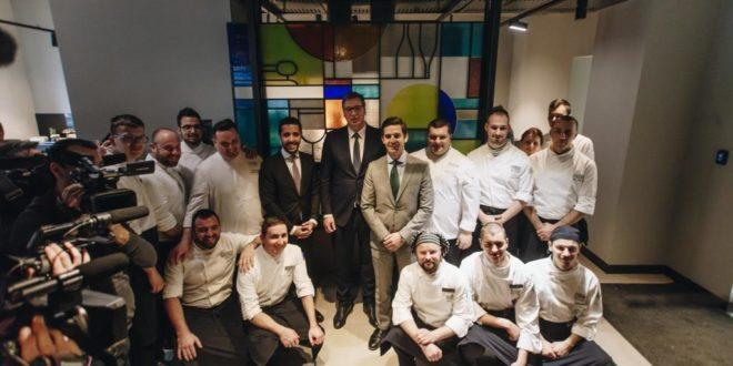 Svečano otvoren hotel Mona Plaza u Beogradu, Gradski Magazin