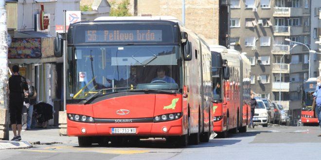 PROMENE U GRADSKOM PREVOZU: Evo koliko putnika će moći da uđe u autobus