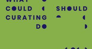 dobitnici grantova za pomoć, Šta kustosiranje može/treba da bude: Proglašeni dobitnici grantova za pomoć usled Kovida-19, Gradski Magazin