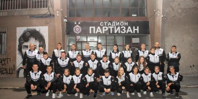 "Partizan, DŽ.K. ""PARTIZAN"" U NOVOM RUHU, Gradski Magazin"