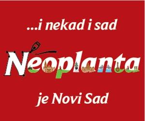 """Raspisan nagradni konkurs """"I nekad i sad, Neoplanta je Novi Sad"""" Napravi pobednički logotip i osvoji 3.000 evra!"""