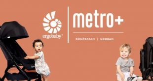 Ergobaby Metro+, ODOBRILE BEBE: NOVA METRO+ KOLICA ODUŠEVIĆE I VAŠE NAJMLAĐE STRUČNJAKE, Gradski Magazin