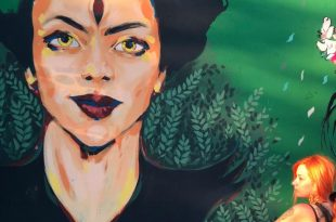 Žensko stvaralaštvo u street art umetnosti, Gradski Magazin