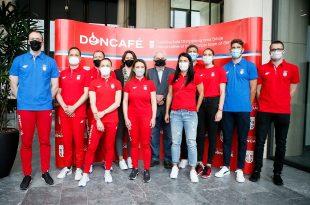 Olimpijski komitet Srbije i Doncafé organizovali druženje sa srpskim olimpijcima na putu za Tokio, Gradski Magazin