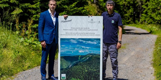 JP Nacionalni Park Kopaonik i MK Resort uredili za posetioce prirodnu atrakciju Jankove bare, Gradski Magazin