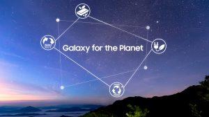 """Plarforma """"Galaxy za planetu""""  Samsung Electronics predstavlja viziju održivosti za mobilne uređaje, Gradski Magazin"""