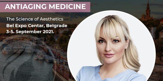 aesthetic, SCIENCE OF AESTHETIC: SVETSKI PRVACI ESTETSKE I ANTIEJDŽING MEDICINE SUTRA U BEOGRADU!, Gradski Magazin