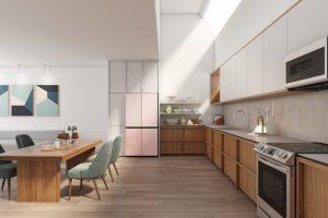 Neka i vaši kućni aparati budu odraz vašeg stila sa novim Bespoke frižiderima, Gradski Magazin