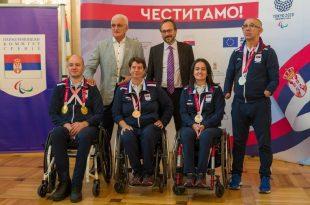 Paraolimpijci, Šampioni svaki dan – oni koji ne odustaju, Gradski Magazin
