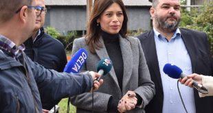 Irena, Vujović: Država intenzivno radi na rešavanju problema aerozagađenja, Gradski Magazin
