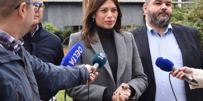 Irena Vujović, Vujović: Čistimo 200 tona istorijskog opasnog otpada iz HINS-a, Gradski Magazin